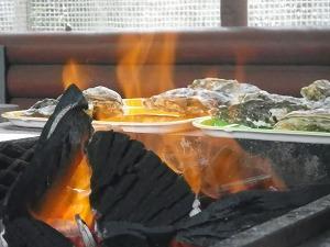 ワンデイブランチ ~海山のごっつぉう召し上がれ~【渡利の牡蠣のおじさん食堂】 @ キャンプinn海山 | 北牟婁郡 | 三重県 | 日本