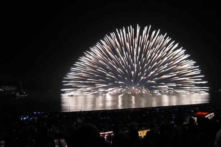 熊野大花火大会