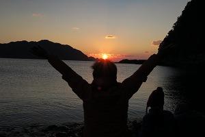 初日の出ツアー @ 紀北町内の海岸 | 紀北町 | 三重県 | 日本