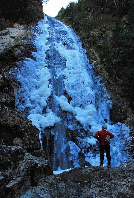 冬の清五郎滝に会いに行こう @ 種まき権兵衛の里駐車場~清五郎滝 | 紀北町 | 三重県 | 日本
