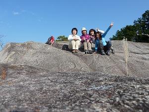 海山三大巨岩を制覇しよう!(便石山象の背・天狗倉山・おちょぼ岩) @ 紀北町 | 三重県 | 日本
