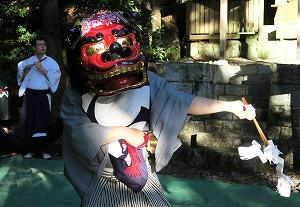 便ノ山神楽(獅子舞)を見に行こう @ 便ノ山神社 | 紀北町 | 三重県 | 日本