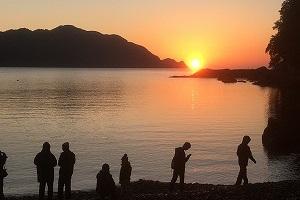 初日の出ツアー @ 海山区内の海岸 | 紀北町 | 三重県 | 日本