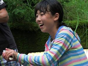 アマゴのつかみどり体験 @ キャンプinn海山センターハウス周辺 | 北牟婁郡 | 三重県 | 日本