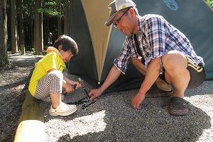 オートキャンプの日特別企画【キャンプデビューinn海山】 @ キャンプinn海山 林間オートサイト | 紀北町 | 三重県 | 日本