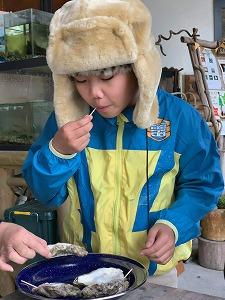 渡利牡蠣の試食会 @ キャンプinn海山内 | 北牟婁郡 | 三重県 | 日本