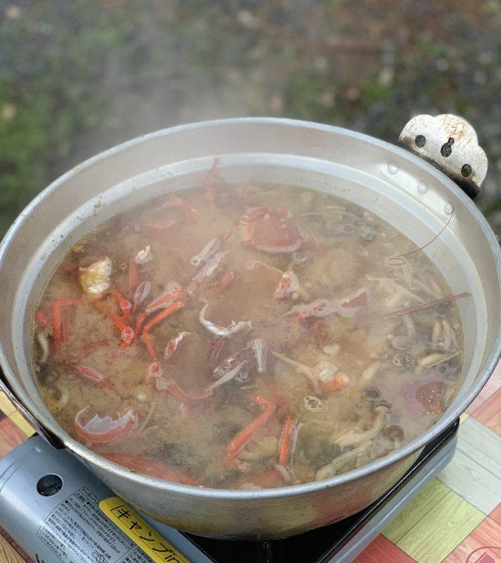 伊勢海老汁の試食会 @ キャンプinn海山内 | 北牟婁郡 | 三重県 | 日本