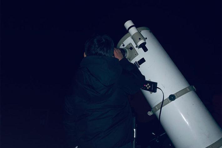 夜空観察会【細い月のある夜空】 @ キャンプinn海山場内 | 北牟婁郡 | 三重県 | 日本